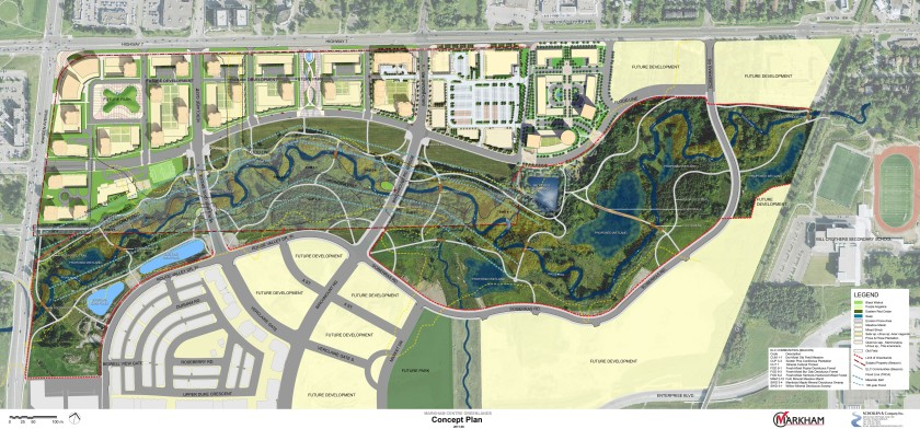 S:ProjectsMarkham Greenlands Master Plan Implementation 29026